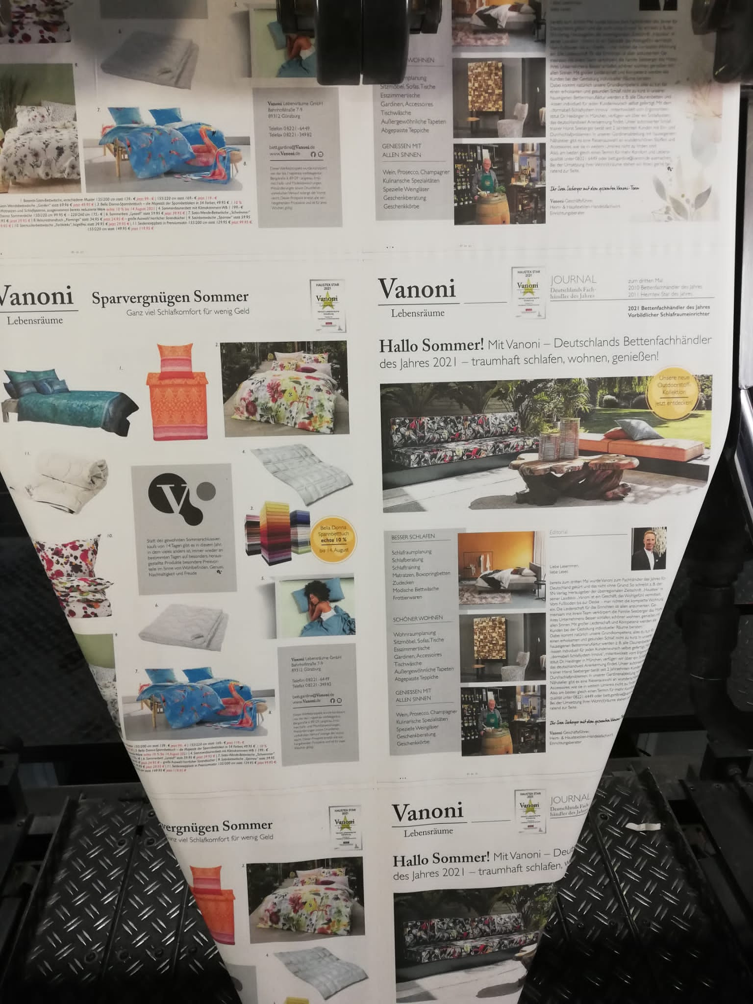 Vanoni - Lebensräume mit Stil!