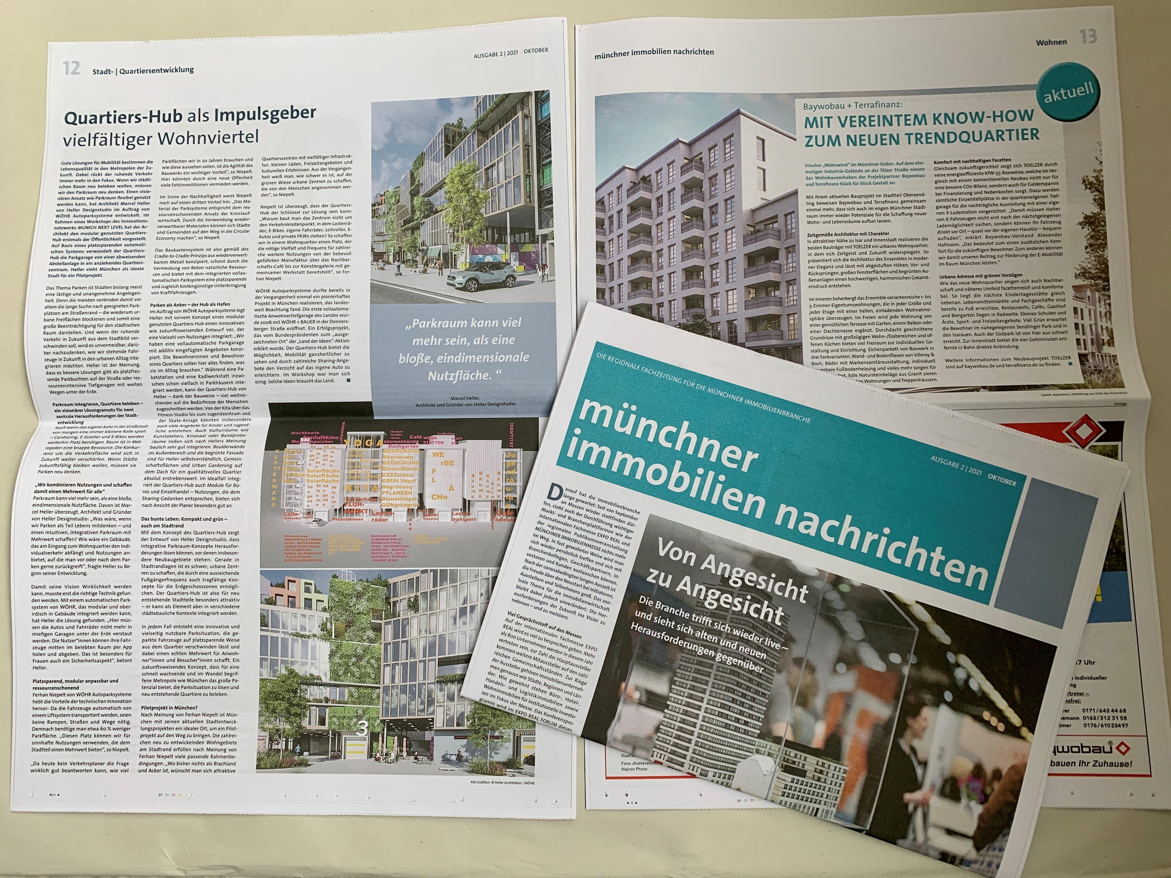 Münchner Immobilien Nachrichten
