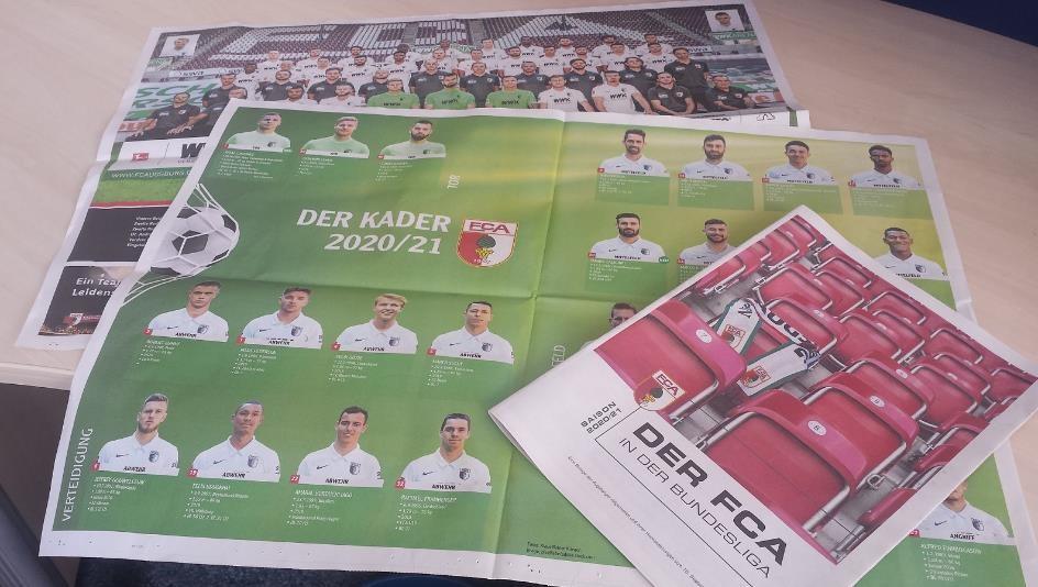 Endlich wieder Bundesliga - Saison 2020/2021