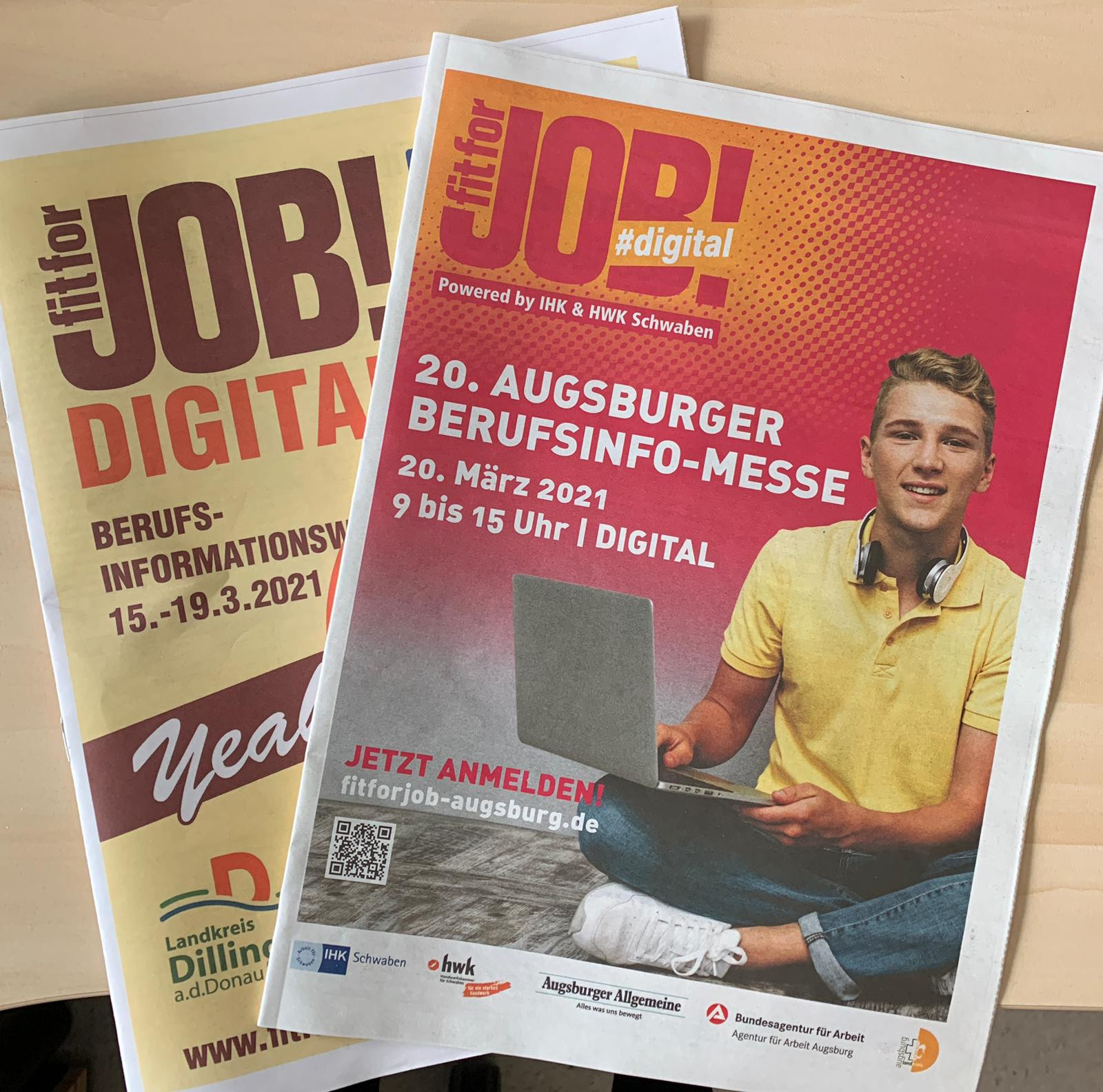 Fit for Job - wird digital