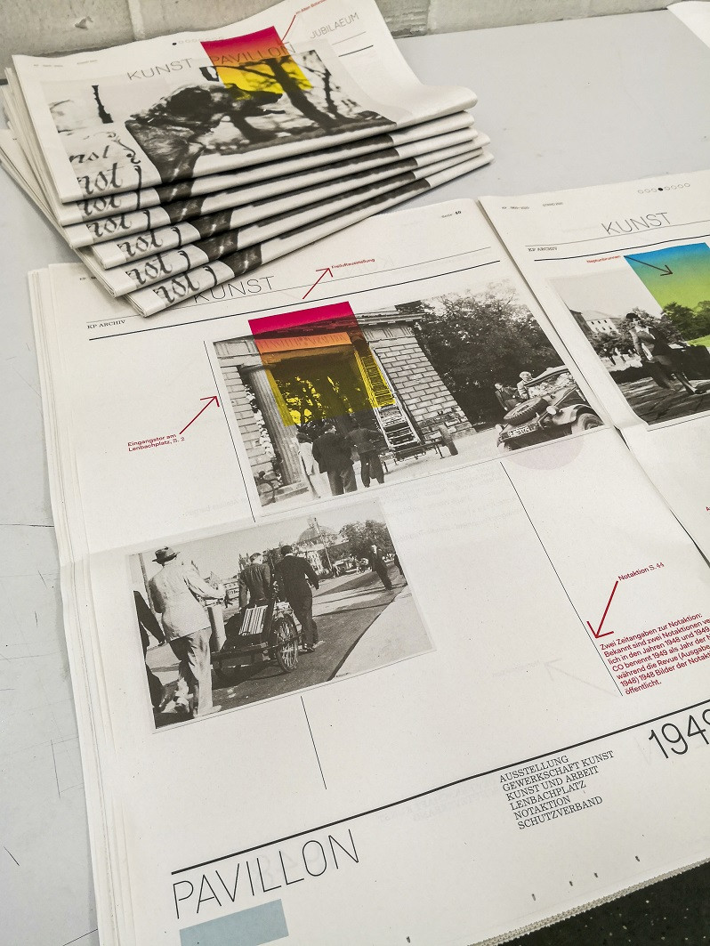 70 Jahre Münchner Kunstpavillon